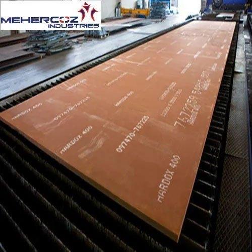 Mild Steel Alloy Plate