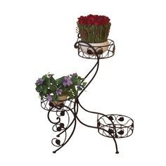 Iron Decorative Pot Stand