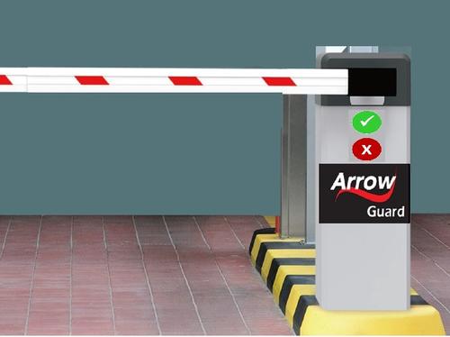 Arrow Boom Barrier