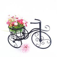 Iron Decorative Pot Stand