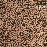 Digital Printed Satin Fabrics