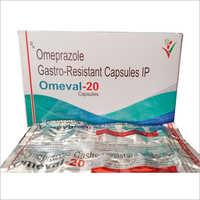 Omeprazole Gastro Resistant Capsules