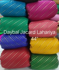 Fancy Dyeable Jacquard Fabric