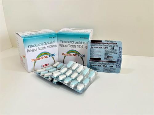 Paracetamol IP (as immediate release) 300mg,Paracetamol IP (as sustained release tablet) 700mg