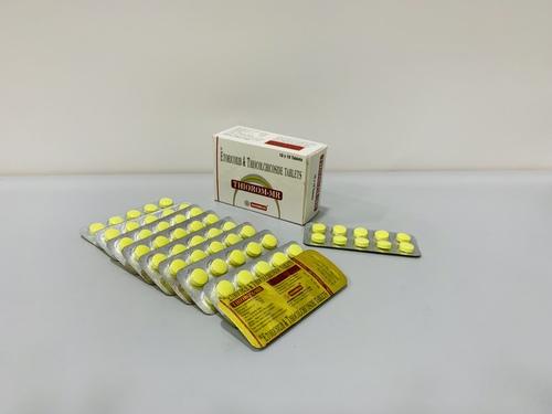 Etoricoxib 60 mg & Thiocolchicoside 4mg