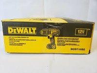 Dewalt Electric Impact Drill DCD710S2