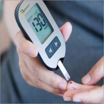 Blood Glucometer With Strips