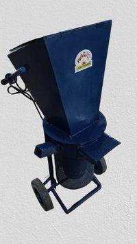 Mini Electric Garden Waste Shredder machine