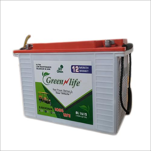 AL1612 E-Rickshaw Batteries