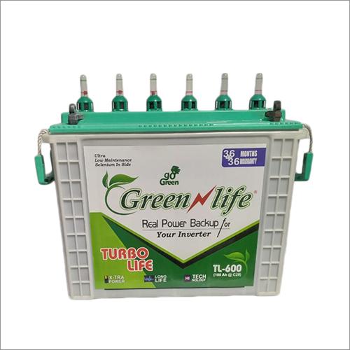 TL-600 Inverter Batteries