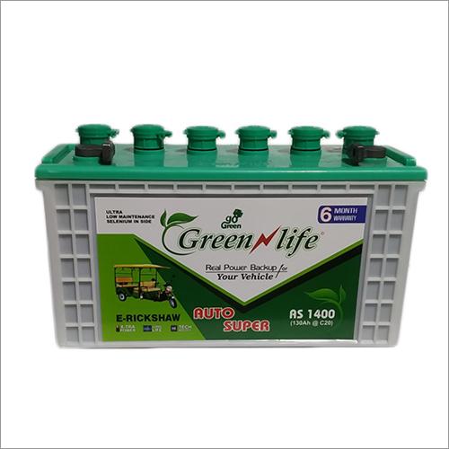 AS1400 130 AH E-Rickshaw Batteries