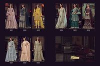 Snow White Heavy Wedding Style Salwar Suit