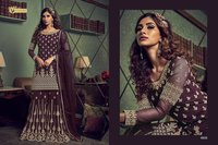 Snow White Heavy Wedding Style Salwar Suit