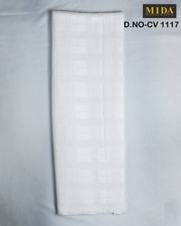 Jacquard Cotton Voile Fabric