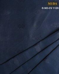 Premium Quality African women clothes fabrics  Jacquard Cotton Voile Fabric