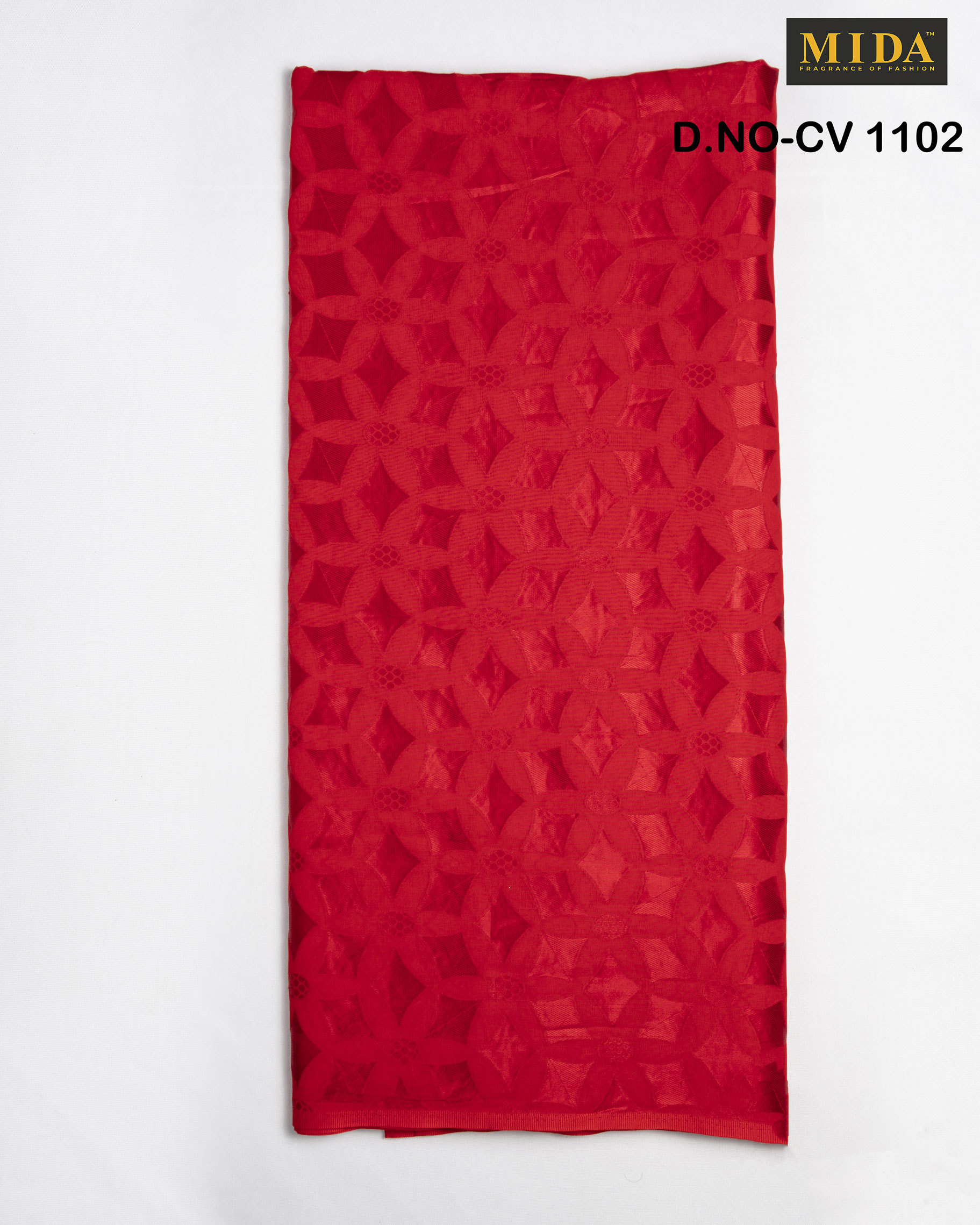 African women clothes fabrics  Jacquard Cotton Voile Fabric