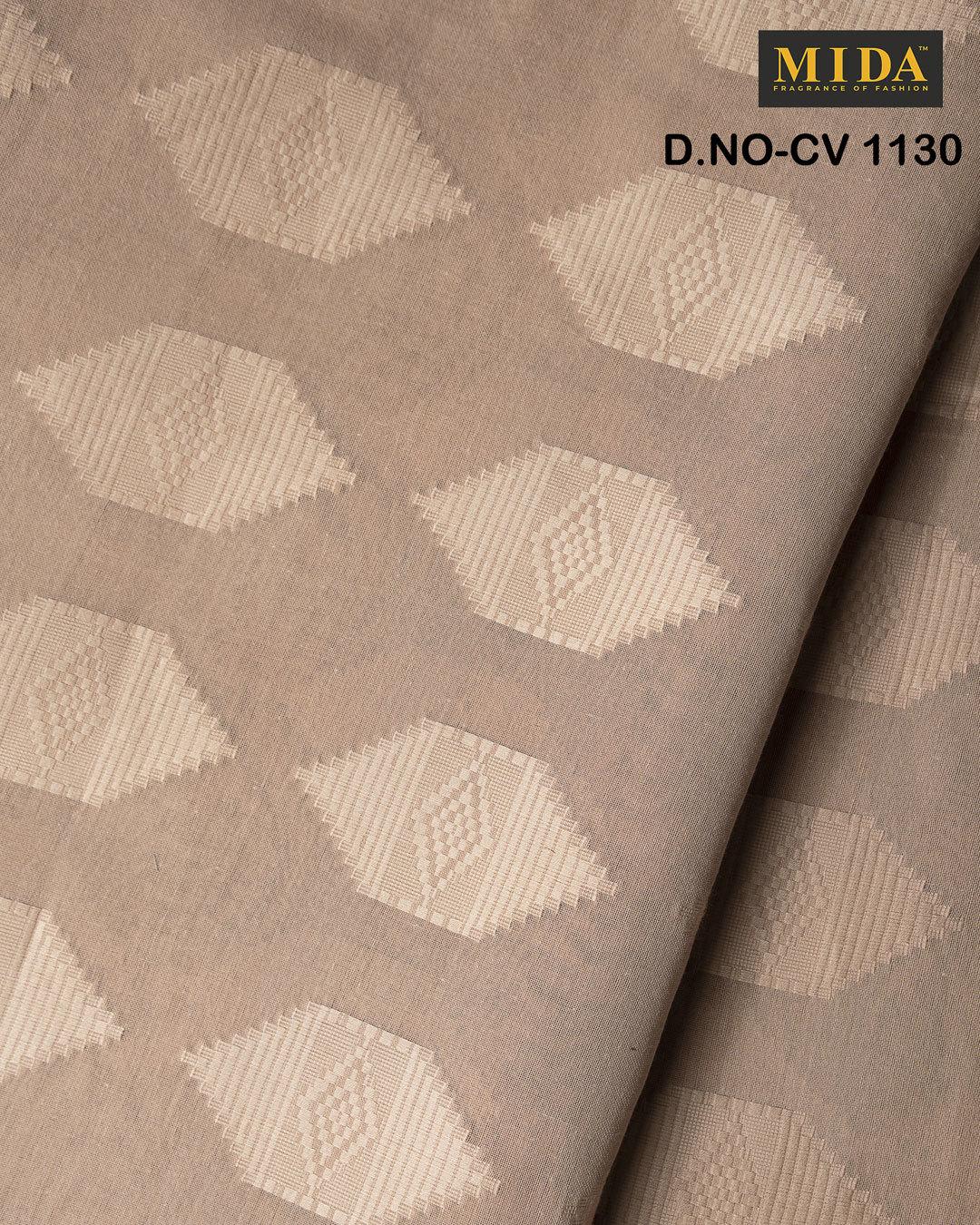 Fancy African men clothes fabrics  Jacquard cotton voile fabric