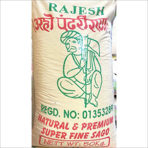 Natural & Premium Super Fine Sago