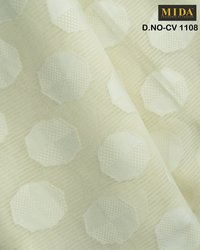 Best African men clothes fabrics  Jacquard cotton voile fabric