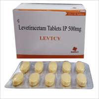 500 mg Levetiracetam Tablets