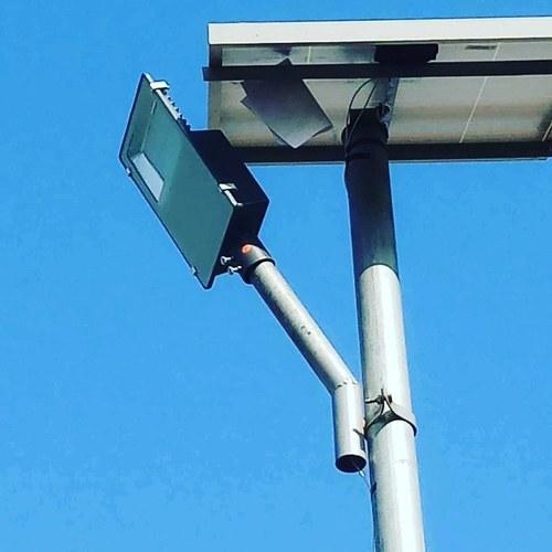 Solar Semiintergreated Street Light
