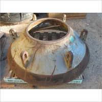 Manganese Steel Cone Mantle