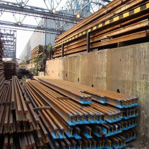 Used Rails, Steel Scraps, HMS, Copper Scraps, Aluminum Scraps, Mill Scale.