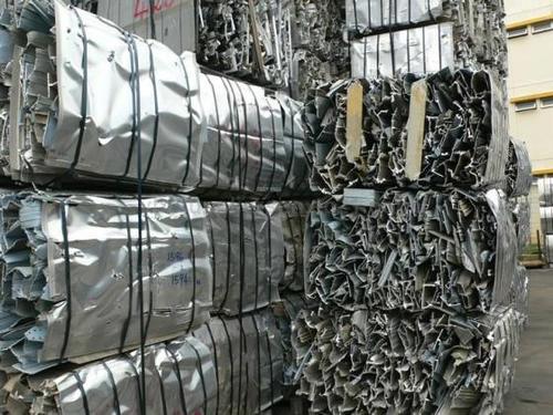 Pure Aluminum Extrusion Scrap 6063