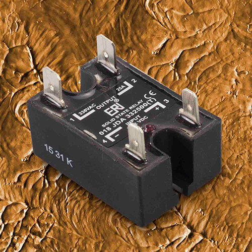Single Phase SSR (240VAC) 10-25Amps