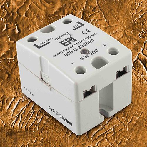 Short Circuit Protected SSR