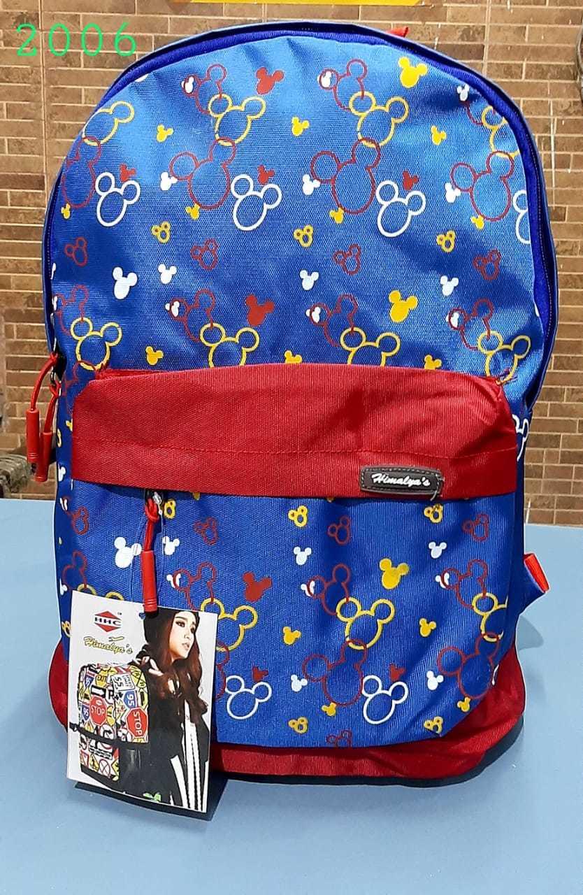 Waterproof School Backpack