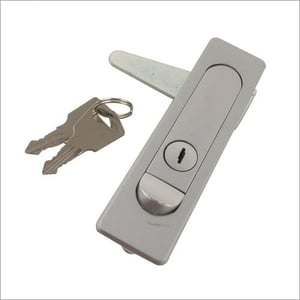 Push Button Lift and Turn Lock