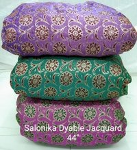 Dyeable Jacquard
