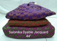 Dyeable Jacquard