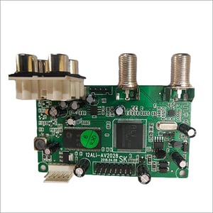 DTH Card Mother Board