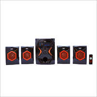 X Black Home Theater System