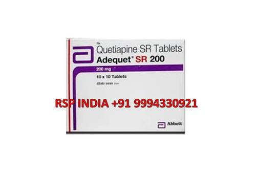 Adequet Sr 200mg Tab