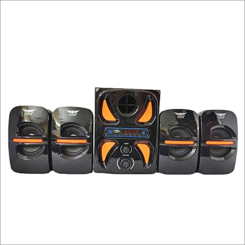 X Orange Home Theater System