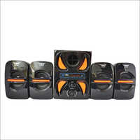 X Orange Home Theater System