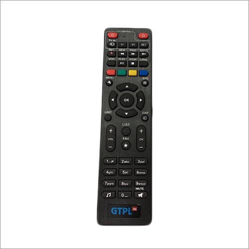 Plastic Body TV Remote Control