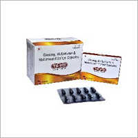 Ginseng - Multivitamin & Multimineral Softgel Capsules