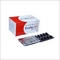 Ferrous Ascorbate & Folic Acid Capsules