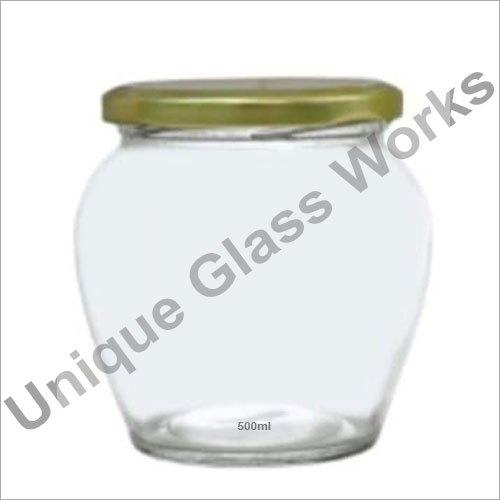 500 ml Matka Glass Jars