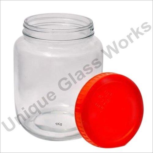 1 kg Ghee Glass Jars