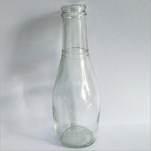 180 ml Toned Milk Glass Bottles Crown Cap