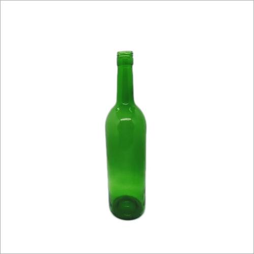 750 Ml Green Wine Glass Bottles