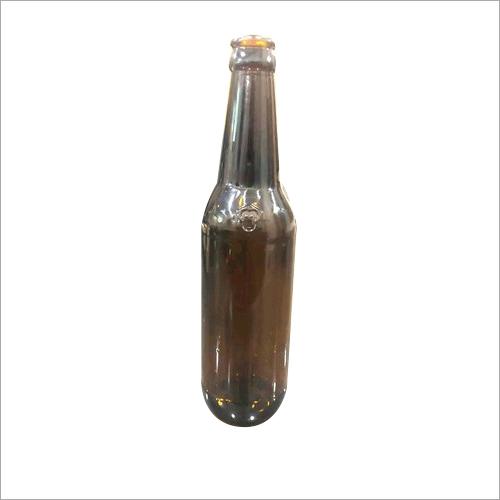 330 Ml Amber Beer Glass Bottle