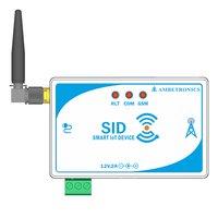 Smart IoT Device (SID) I RS485 to MQTT Gateway I Serial to MQTT Converter   GSM Gateway   4G Gateway