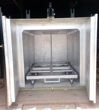 Powder Coat Curing Oven