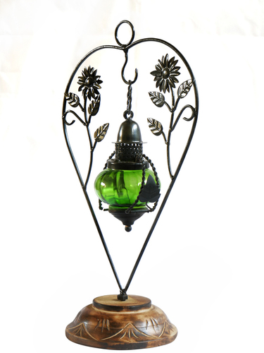 Decorative Iron Lamp